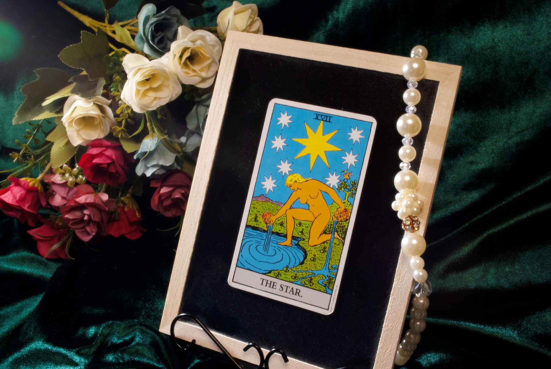 The star tarot card
